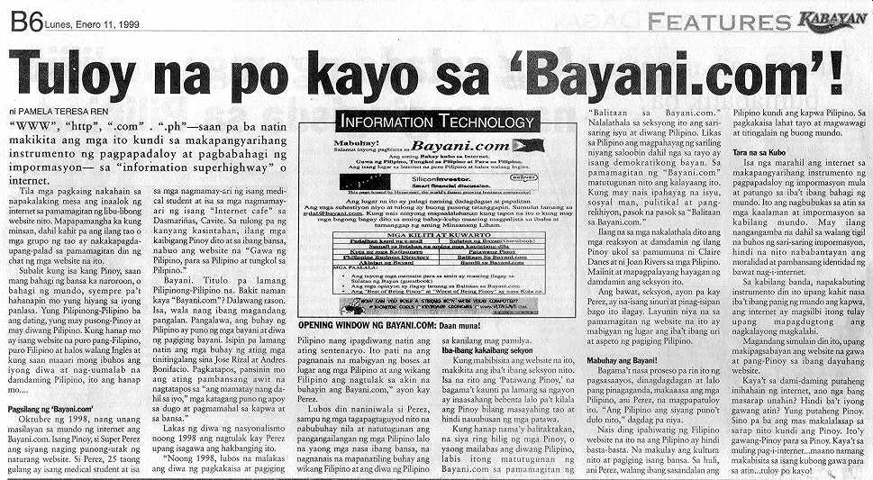 essay tungkol sa mga bayani Essays - largest database of quality sample essays and research papers on mga tula tungkol sa bayani.